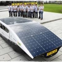 รถยนต์ไฟฟ้าพลังแสงอาทิตย์
