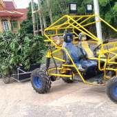รถบัคกี้ ลุยสวน ลุยไร่ 72V2200W
