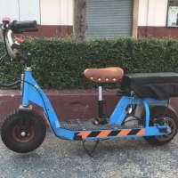 diy-e-scooter-ใช้เองขนาดเล็ก-แต่ใช้งานได้จริง